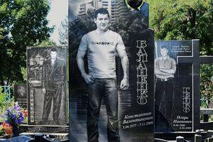 Choáng ngợp nghĩa trang của các mafia Nga