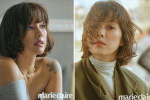 20 năm đã trôi qua, Lee Hyori tóc nâu môi trầm làm fan xốn xang 'Yêu lại từ đầu'