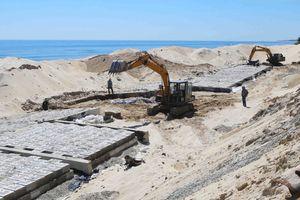 Huế: Đầu tư gần 15 tỷ đồng xây dựng kè chống sạt lở sông Tả Trạch