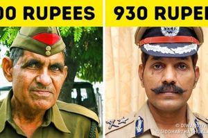 19 chuyện lạ lùng chỉ có thể xảy ra ở Ấn Độ, cảnh sát có ria mép được thêm tiền