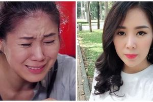 Gạo nếp gạo tẻ: Lê Phương kiệt sức ngất xỉu trên phim trường vì 'khóc cạn nước mắt'