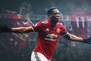 Martial hồi sinh: Chiến đấu vì Man United có nghĩa là không bao giờ bỏ cuộc
