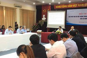 Đưa Hà Nội trở thành trung tâm dịch vụ logistics của cả nước