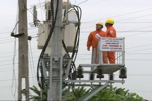 Sản lượng điện thương phẩm trong 10 tháng đạt trên 53,4 tỷ kWh