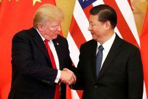 'Ông Trump muốn đạt thỏa thuận thương mại với ông Tập Cận Bình vào cuối tháng 11'