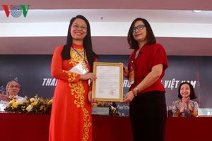 Thành lập Liên đoàn Trượt băng Việt Nam nhiệm kỳ I (2018 - 2023)
