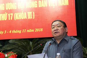 Xem xét nhiều quyết định quan trọng chuẩn bị cho Đại hội Hội Nông dân Việt Nam lần thứ VII