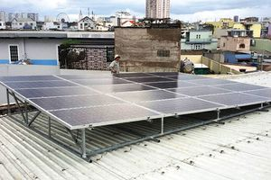 Lắp điện mặt trời dễ dàng hơn trước