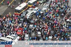 Hà Nội sẽ lập đề án thu phí phương tiện vào nội đô