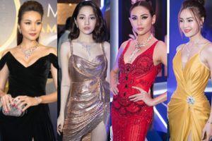 Dàn mỹ nhân Việt nổi bật trên thảm đỏ show trang sức 'khủng' nhất tại Việt Nam