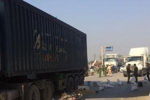 Hai người thương vong do va chạm giao thông tại huyện Gia Lâm