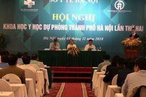 Tỷ lệ thừa cân và béo phì của học sinh Hà Nội là 18,6%