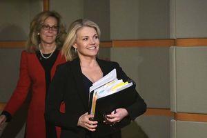 Chân dung nữ ứng viên sáng giá Nauert thay thế Đại sứ Mỹ Nikki Haley