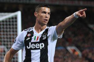 Đội hình siêu tấn công theo sơ đồ 4-3-3 của Juventus trận gặp Cagliari