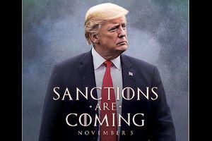 Tổng thống Mỹ Trump cảnh báo Iran: 'Các lệnh trừng phạt đang tới'
