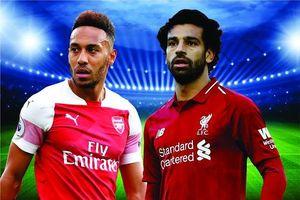 Đội hình kết hợp siêu tấn công giữa Arsenal và Liverpool trong FIFA 19