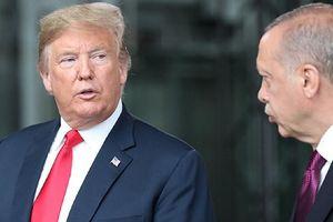 Mỹ-Thổ bỏ trừng phạt lẫn nhau chỉ là bước đầu 'phá băng' quan hệ