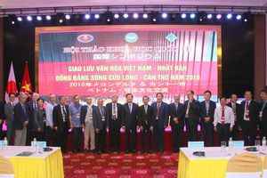 Nguyên Chủ tịch nước dự Hội thảo Quốc tế Giao lưu văn hóa Việt - Nhật