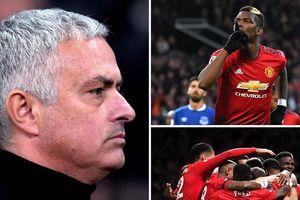Thể thao 24h: Jose Mourinho đặt mục tiêu top 4 Premier League cho MU