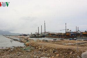 Không có chuyện nhấn chìm hơn 700.000 m3 bùn thải xuống biển