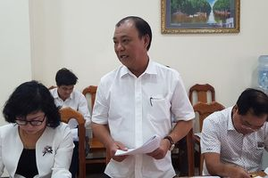 Ông Lê Tấn Hùng bị tăng mức kỷ luật từ khiển trách lên cảnh cáo