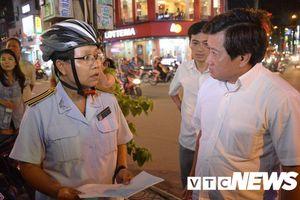 Ông Đoàn Ngọc Hải vẫn là Phó Chủ tịch UBND quận 1