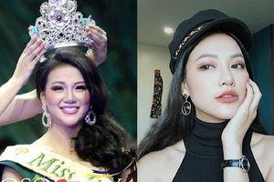 Cận cảnh nhan sắc quyến rũ của tân Hoa hậu Trái đất 2018 Phương Khánh