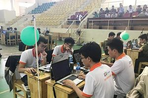 10 đội vào vòng chung khảo cuộc thi Sinh viên với an toàn thông tin