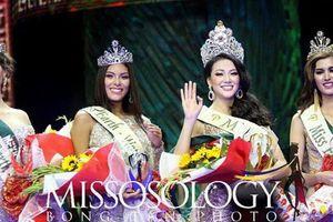 Lần đầu tiên người đẹp của Việt Nam đăng quang Hoa hậu Trái đất Miss Earth