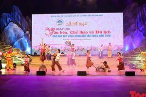 Bế mạc Ngày hội Văn hóa, Thể thao và Du lịch các dân tộc vùng Đông Bắc lần thứ X, 2018