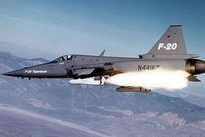Chiến đấu cơ mới của Iran có sức mạnh tương đương F-20 của Mỹ?