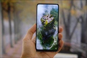 Hình ảnh chi tiết điện thoại trượt, màn hình tràn viền cao cấp nhất của Xiaomi tại Việt Nam
