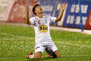Tiền vệ Minh Vương 3 lần bị loại khỏi đội tuyển trong năm 2018: Phận long đong