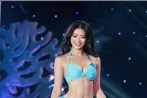Thể hình nóng bỏng với bikini của tân HH Trái đất Phương Khánh
