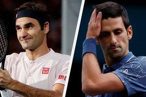 Highlights Djokovic vs Federer: Thư hùng kịch tính tại bán kết Paris