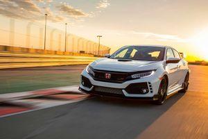 Honda Civic Type R 2019 ra mắt với màu mới, giá từ 36.600 USD