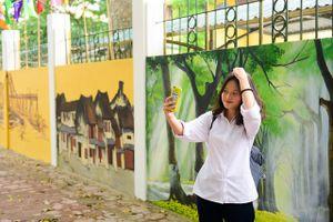 5 điểm check-in 'sống ảo' cứ đứng vào là có ảnh đẹp ở Hà Nội