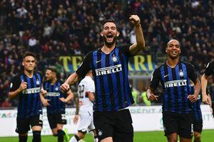 Inter đại thắng 5 sao trước Genoa