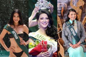 Chia sẻ đầu tiên của Phương Khánh sau đăng quang Hoa hậu Trái đất 2018
