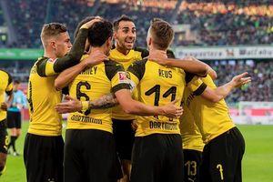 Marco Reus lập công, Dortmund bay cao trên ngôi đầu Bundesliga