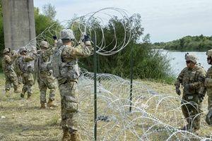 Mỹ giăng 'thiên la địa võng' ở biên giới đón lõng đoàn di cư