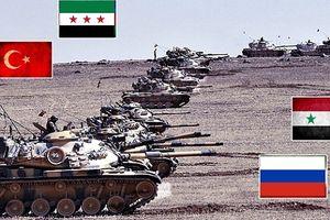 Erdogan đánh Đông Euphrates, chiếm vùng đất nhiều dầu mỏ nhất Syria