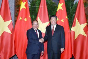 CHÙM ẢNH: Hoạt động của Thủ tướng tại Trung Quốc
