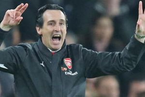 Arsenal thoát thua Liverpool tại Emirates, HLV Emery nói gì?