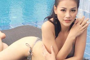 Hoa hậu Trái đất Phương Khánh 'hành xác' bằng nẹp sắt để có eo 58m