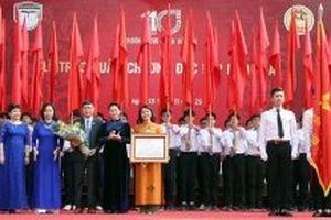 Kỷ niệm 110 năm Trường Bưởi - Chu Văn An