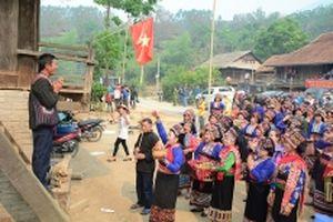 Điện Biên nỗ lực bảo tồn văn hóa các dân tộc thiểu số