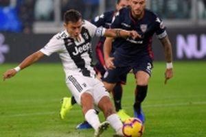 Juventus tiếp tục dẫn đầu Serie A với sáu điểm cách biệt