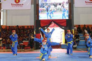 Lần đầu tiên võ sĩ Nhật và Trung Quốc dự giải vovinam châu Á