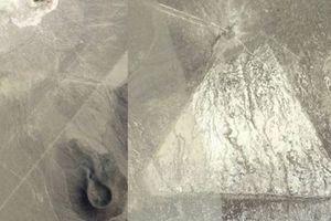 Xôn xao vết tích tam giác bí ẩn, nghi UFO ở Mỹ